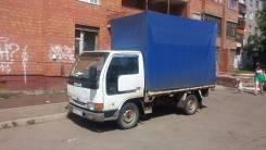 Nissan Atlas. Продаётся грузовик , 3 200 куб. см., 1 500 кг.