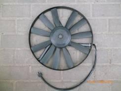 Вентилятор охлаждения радиатора. Mercedes-Benz W201
