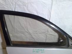 Стекло боковое. Toyota Corona, ST191 Двигатель 3SFE