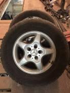 """Комплект колес на Mercedes ML-class 16"""" 255/65 R16. 8.0x16 5x112.00 ET62"""