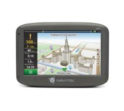 GPS навигатор Navitel N400 - автомобильный навигатор