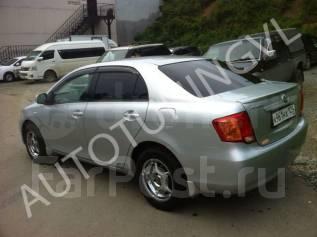 Спойлер. Toyota Corolla Axio, ZRE142, NZE141, NZE144, ZRE144