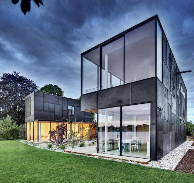 Строительство дома по канадской технологии ЛСТК, от 16 тыс. р/м2