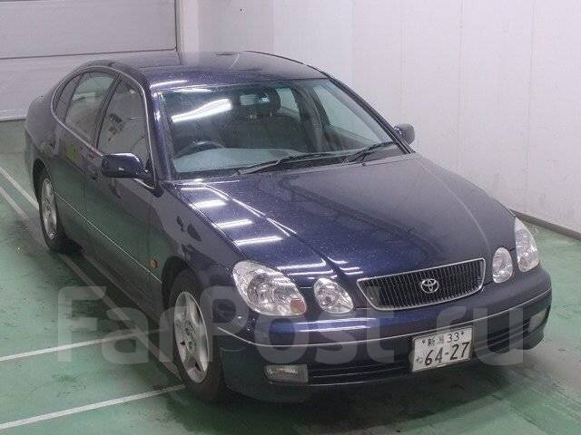 Молдинг крыши. Toyota Aristo, JZS160, JZS161