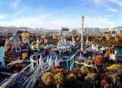 Южная Корея. Сеул. Экскурсионный тур. Летние каникулы в Сеуле