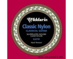 D'Addario EJ27H Нейлон для классической гитары
