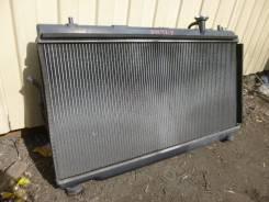 Радиатор охлаждения двигателя. Honda Airwave
