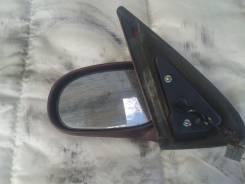 Зеркало заднего вида боковое. Nissan Bluebird Sylphy, TG10, FG10, QG10, QNG10 Двигатели: QR20DD, QG15DE, QG18DE