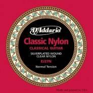 D`Addario EJ27N Classic Струны для классической гитары нейлоновые