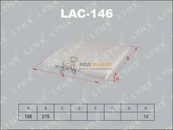 Фильтры салонные LYNXauto / LAC-146