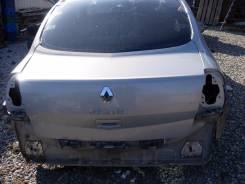 Крышка багажника. Renault Megane, LM1A