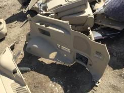 Обшивка багажника. Lexus LX570