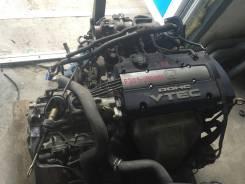 Двигатель Honda F20b sir синий хонда аккорд сир ф20б. Honda Accord Двигатель F20B