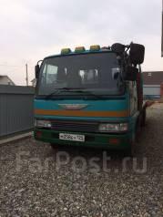 Hino Ranger. Продам грузовик с манипулятором Кран HINO Ranger., 7 412 куб. см., 5 000 кг.