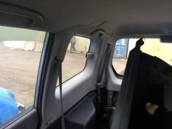 Обшивка багажника. Mitsubishi Pajero, V73W, V75W, V77W, V78W