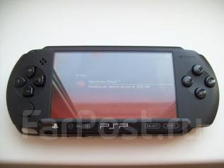 Sony PSP Street E1000