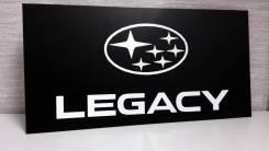 Табличка. Subaru Legacy