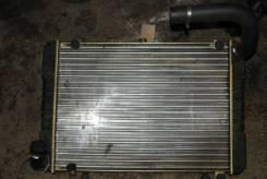 Радиатор охлаждения двигателя. Лада 2106 Лада 2107 Лада 2108 Лада 2109