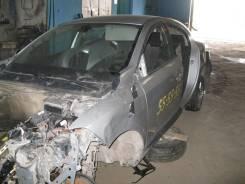 Щит опорный передний левый Renault Fluence