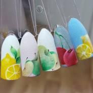 Дизайн ногтей, курсы! Лепка гелем, Акварель, Китайская роспись