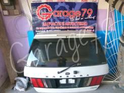 Дверь багажника. Nissan Bassara, JU30