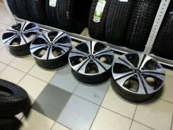 Nissan. 7.0x17, 5x114.30, ET50, ЦО 66,1мм.