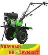 Мотоблок Энергопром МБ-1000, Мощность 9 л. с!, Чугунный редуктор!