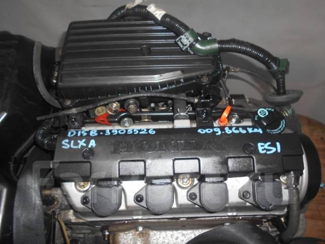 Контрактный б/у двигатель D15B Honda Civic Ferio