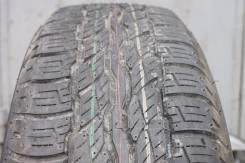 Bridgestone Dueler H/T 687. Всесезонные, без износа, 1 шт