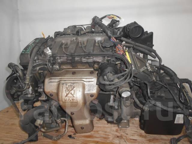 Контрактный б/у двигательFP Mazda 626