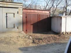 Сдам гараж на Невельского. Вид снаружи