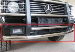 Защита бампера. Mercedes-Benz G-Class, W463. Под заказ