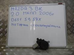 Стеклоподъемный механизм. Mazda Mazda3, BK