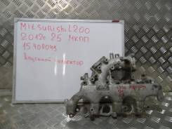 Коллектор впускной. Mitsubishi L200