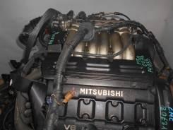 Контрактный двигатель6G73 Mitsubishi Diamante
