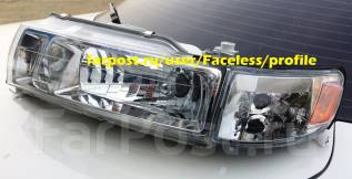 Фара. Toyota Chaser, GX90, JZX90, JZX93, LX90, SX90 Двигатели: 1GFE, 1JZGE, 1JZGTE, 2LT, 4SFE. Под заказ