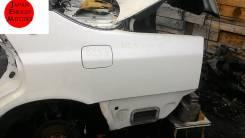 Лючок топливного бака. Toyota RAV4 Toyota Crown Majesta, UZS157, UZS151, UZS155 Двигатель 1UZFE
