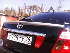 Спойлер. Toyota Premio
