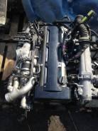Двигатель. Toyota Aristo, JZS147 Двигатель 2JZGTE