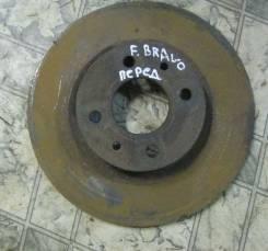 Диск тормозной. Fiat Bravo