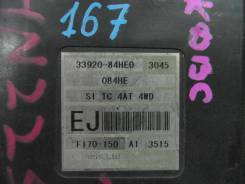 Блок управления двс. Suzuki Kei, HN22S Suzuki Swift, HN22S