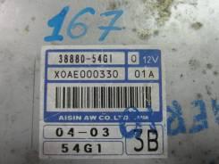 Блок управления. Suzuki Aerio, RB21S Двигатель M15A