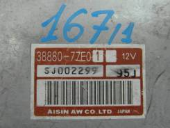 Блок управления автоматом. Suzuki Escudo, TD11W, TD31W, TA31W, TA11W Двигатель H20A