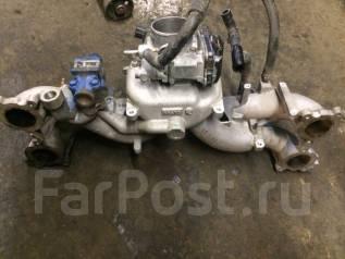 Коллектор впускной. Subaru Legacy, BL5 Двигатель EJ204