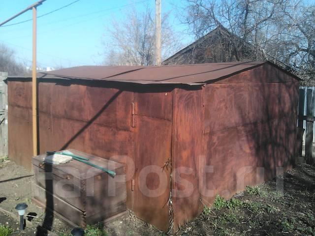 металлический гараж изготовление в омске
