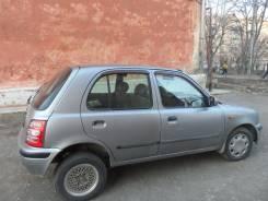 Nissan March. механика, передний, 1.0 (80 л.с.), бензин, 180 000 тыс. км