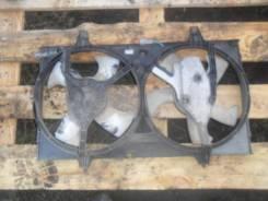 Вентилятор охлаждения радиатора. Nissan Cefiro, A32 Двигатель VQ20DE