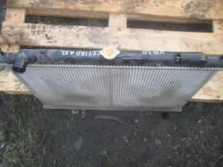Радиатор охлаждения двигателя. Nissan Cefiro, A32 Двигатель VQ20DE