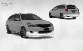 Спойлер. Toyota Corolla Fielder, ZRE162G, NKE165G, NZE161G, NKE165, NRE161G, ZRE162, NRE160, NZE161, NZE164, NZE164G, NRE161 Toyota Corolla Axio, NKE1...