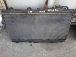 Радиатор охлаждения двигателя. Toyota Celica, ST202 Двигатель 3SFE
